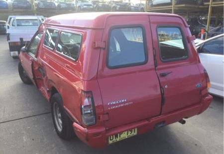 WRECKING 1996 FORD XH FALCON PANEL VAN