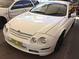 WRECKING 2001 FORD AUIII FALCON XR8 220  5.0L HANDBUILT V8