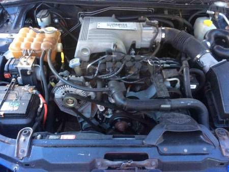 WRECKING 2001 FORD AUIII FALCON XR8: 5.0L HAND BUILT 220 V8