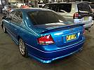 2002 FORD BA FALCON XR6 TURBO WITH CHROME WHEELS