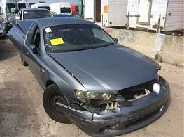 WRECKING 2003 FORD BA FALCON XR6 TURBO UTE FOR PARTS