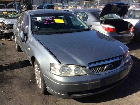 WRECKING 2003 FORD BA FAIRMONT FOR PARTS ONLY