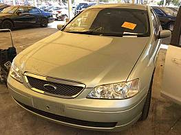 WRECKING 2003 FORD BA FAIRMONT FOR PARTS