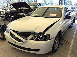 WRECKING 2003 FORD BA FALCON XL FOR PARTS