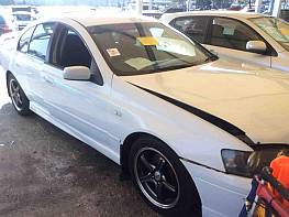 WRECKING 2003 FORD BA FALCON XR6 SEDAN