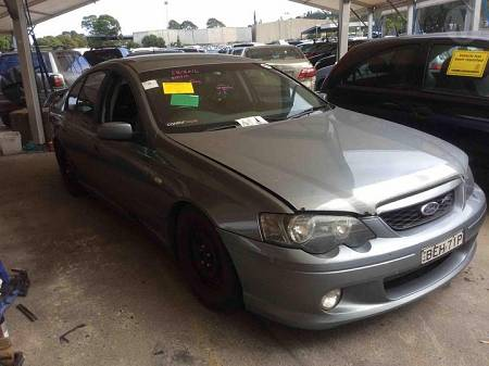 WRECKING 2003 FORD BA FALCON XR6: 4.0L FOR PARTS ONLY