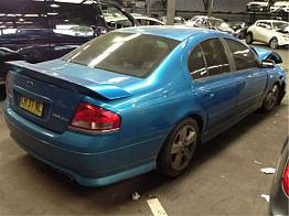 WRECKING 2004 FORD BA FALCON XR6 FOR PARTS