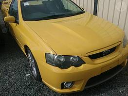 WRECKING 2004 FORD FPV PURSUIT UTE WITH 5.4L BOSS 290