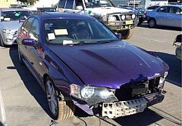 WRECKING 2004 FPV BA GT: 5.4L BOSS 290, 5 SPEED MANUAL