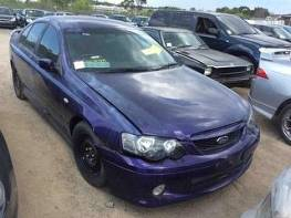 WRECKING 2004 FORD BA MKII FALCON XR6 TURBO