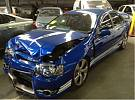WRECKING 2005 FPV FALCON GT-P SEDAN WITH BREMBO BRAKES