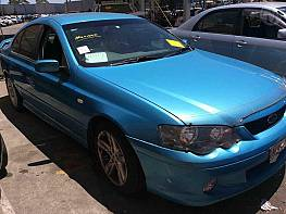 WRECKING 2005 FORD BA MKII FALCON XR6