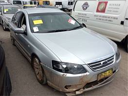 WRECKING 2006 FORD BF MKII FAIRMONT GHIA FOR PARTS