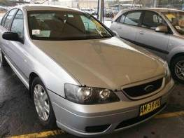 WRECKING 2006 FORD BF FALCON XT