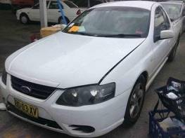 WRECKING  2006 FORD BF MKII FALCON XLS UTE