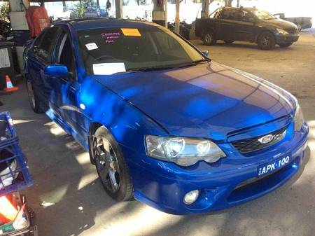 WRECKING 2006 FORD BF FALCON XR6 SEDAN FOR PARTS