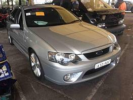 WRECKING 2006 FORD BF FALCON XR6 TURBO SEDAN FOR PARTS