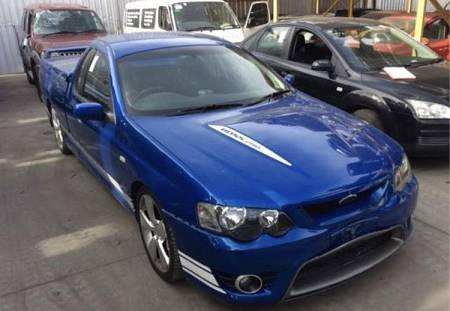 WRECKING 2005 FORD BF FPV PURSUIT 5.4L BOSS 290