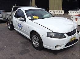 Used Ba Bf Ute Ford Falcon Ute Parts For Sale Ford Pro Wreckers