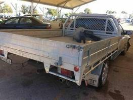 WRECKING 2008 FORD BF MKII FALCON UTE