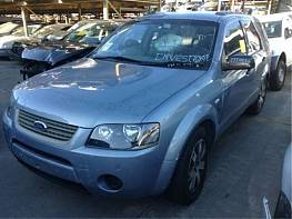 WRECKING 2008 FORD SY TERRITORY SR WAGON AUTOMATIC FOR PARTS