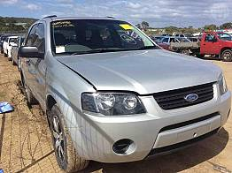 WRECKING 2008 FORD SY TERRITORY TX FOR PARTS
