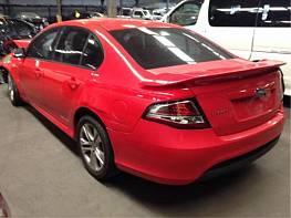 WRECKING 2009 FORD FG FALCON XR6 4.0L AUTOMATIC
