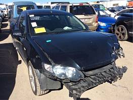 WRECKING 2009 FORD FG FALCON XR6 UTE FOR PARTS ONLY