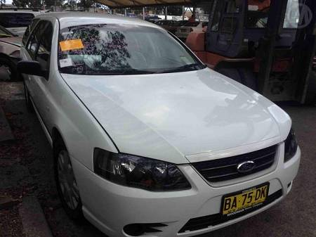 WRECKING 2009 FORD BF MKIII FALCON XT WAGON