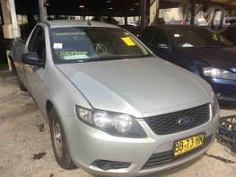 WRECKING 2009 FORD FG FALCON UTE