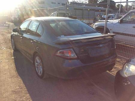 WRECKING 2009 FORD FG FALCON XR6 SEDAN FOR PARTS