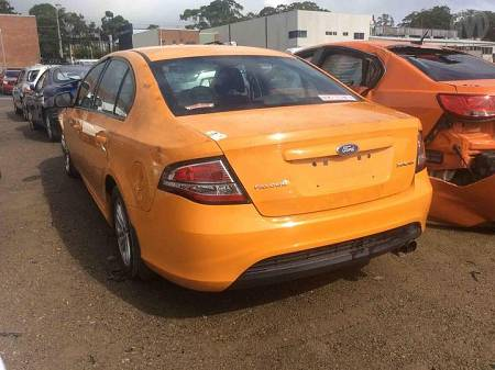 WRECKING 2009 FORD FG FALCON XR6 FOR PARTS