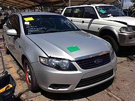 WRECKING 2009 FORD FG FALCON XT SEDAN - FACTORY GAS