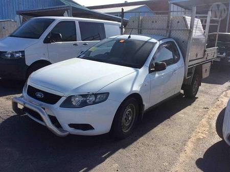 WRECKING 2010 FORD FG FALCON UTE FOR PARTS