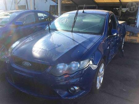 WRECKING 2010 FORD FG FALCON XR6 UTE FOR PARTS