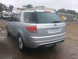 WRECKING 2012 FORD SZ TERRITORY TS WITH TOW BAR FOR PARTS