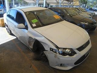 WRECKING 2013 FORD FG MKII FALCON XR6 4.0L TURBO