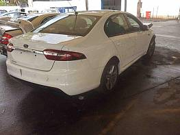WRECKING 2016 FORD FGX FALCON XT FOR PARTS ONLY