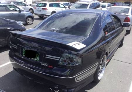 WRECKING 2004 FORD BA FALCON XR8 FOR PARTS
