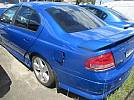 WRECKING 2006 FORD BF FALCON XR6 TURBO
