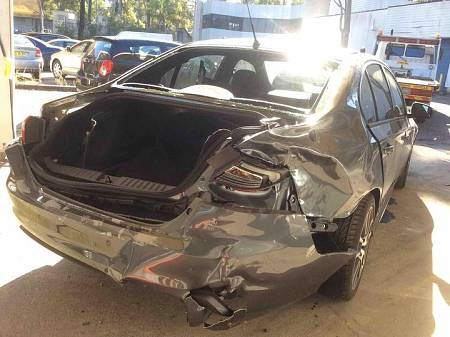 WRECKING 2016 FORD FGX FALCON XR6 TURBO