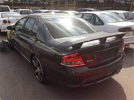 WRECKING 2007 FPV BF MKII F6 TYPHOON FOR PARTS ONLY