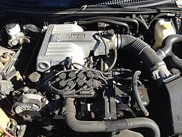 2001-2002 FORD  FALCON XR8 AU III ENGINES # EN016
