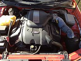 2005-2007 FORD  FALCON XR8 BF ENGINES # EN027