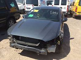 WRECKING 2016 FORD FGX XR8 SEDAN FOR PARTS