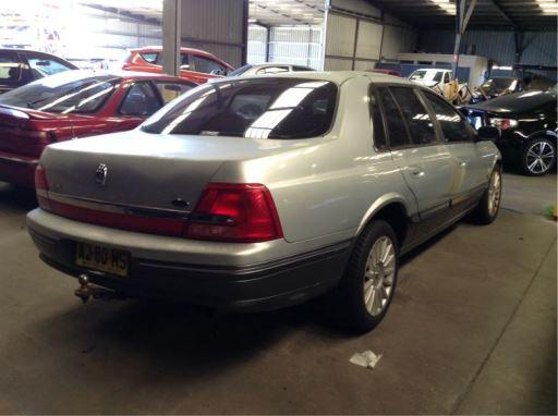 Clean Leather Car Seats >> WRECKING 2001 FORD AU FAIRLANE SPORTSMAN   AU   FAIRLANE SERIES   784
