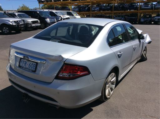 Wrecking 2008 Ford Falcon G6 For Parts Ford Pro Wreckers