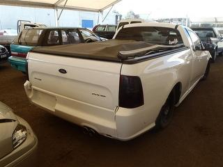 G Wagon 2015 >> 2011 Ford Fg Falcon Xr6 Ute With Tinted Tail Lights – Ford ...