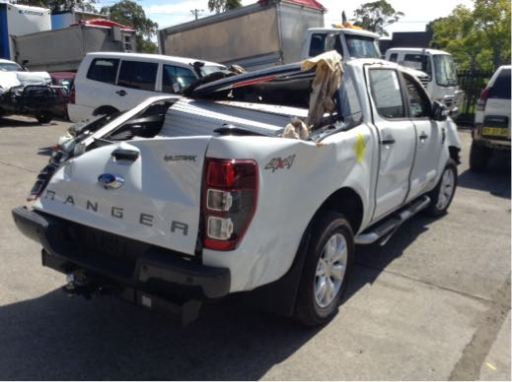 Wrecking 2013 Ford Px Ranger Xlt Wildtrak Ford Pro Wreckers