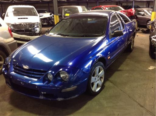 Wrecking 2001 Ford Falcon Au2 Xr8 Ute Ford Pro Wreckers